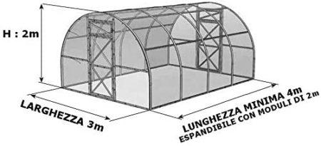 Serra tunnel Geo